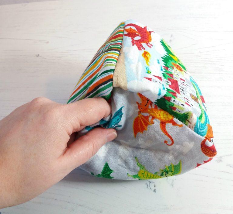 Howe do I sew some baby blocks?