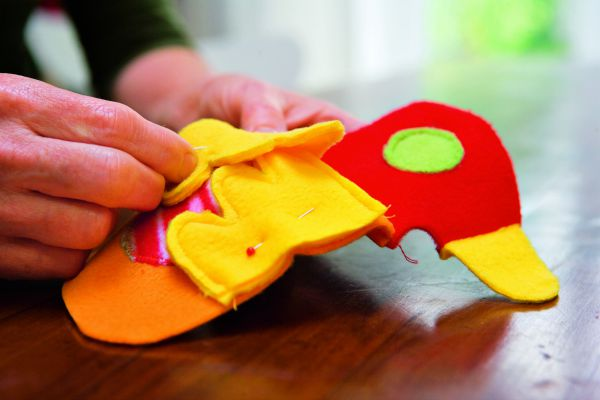 Children's sewing projects