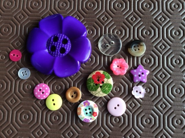 Learn how to sew buttons