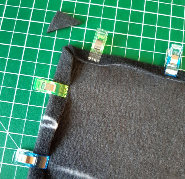 Tips for sewing with fleece