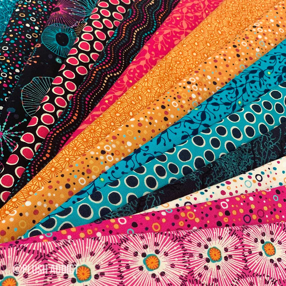 Makoer fabric from Plush Addict