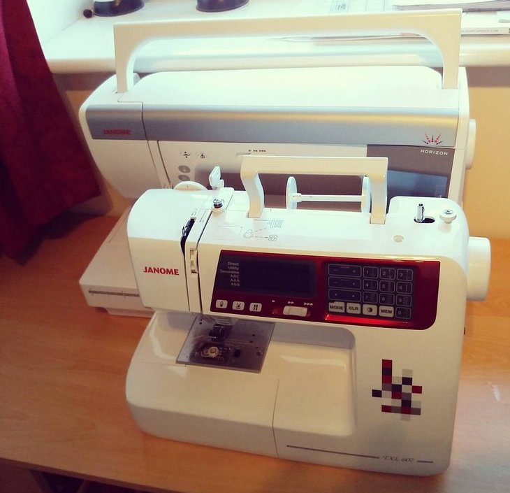 Janome sewing machines review