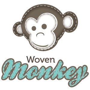 Woven Monkey Logo
