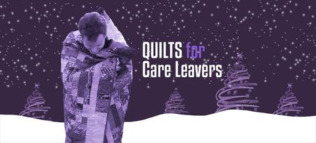 Quilts for care leavers