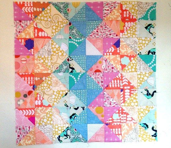 Mini quilt project