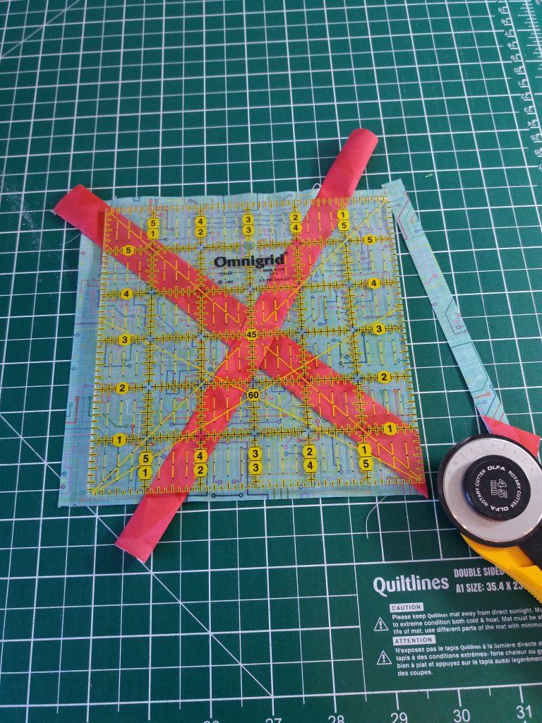 Simple quilt blocks