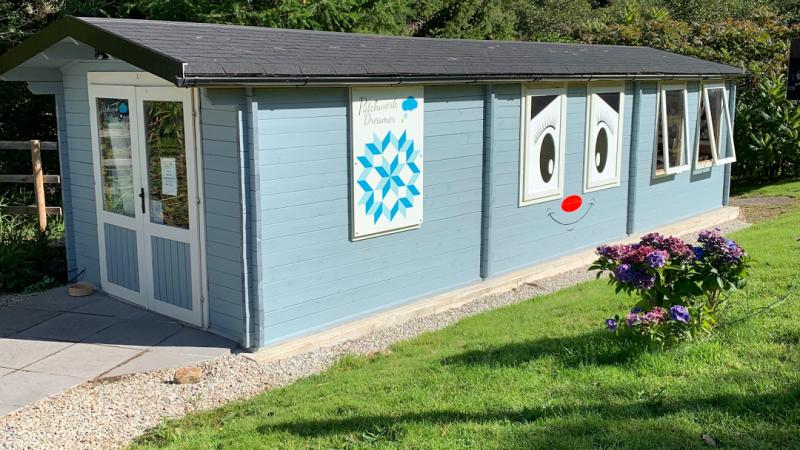 2021 Patchwork Dreamer cabin
