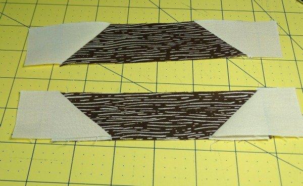 Cotton reel quilt block