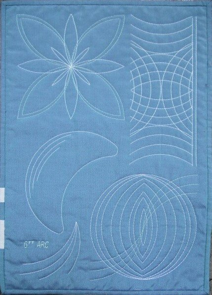 Can you do ruler work quilting on a Janome sewing machine?