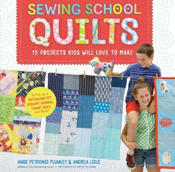 Sewing School Quilts book