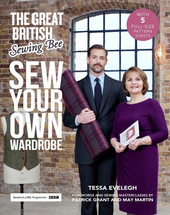 Sewing Bee series 2 book