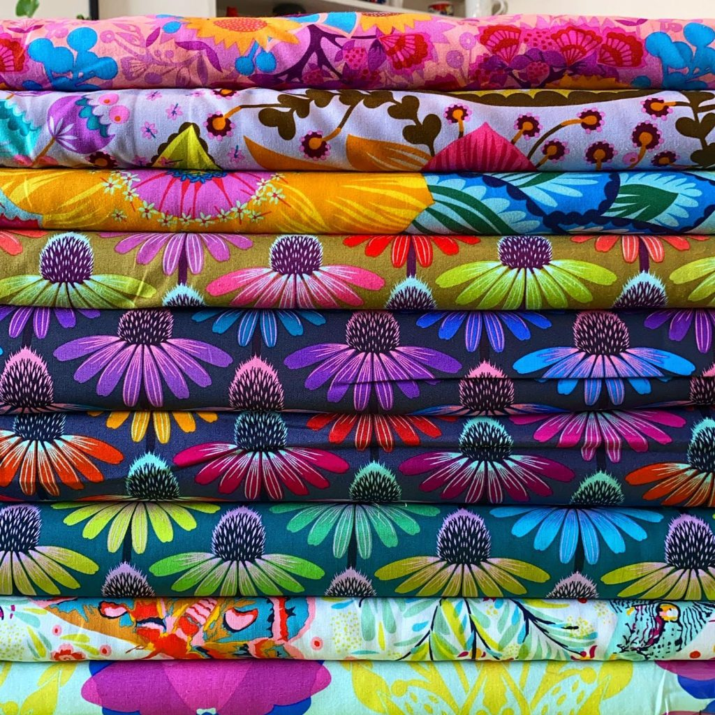 Where to buy Anna Maria Horner fabrics online in the UK