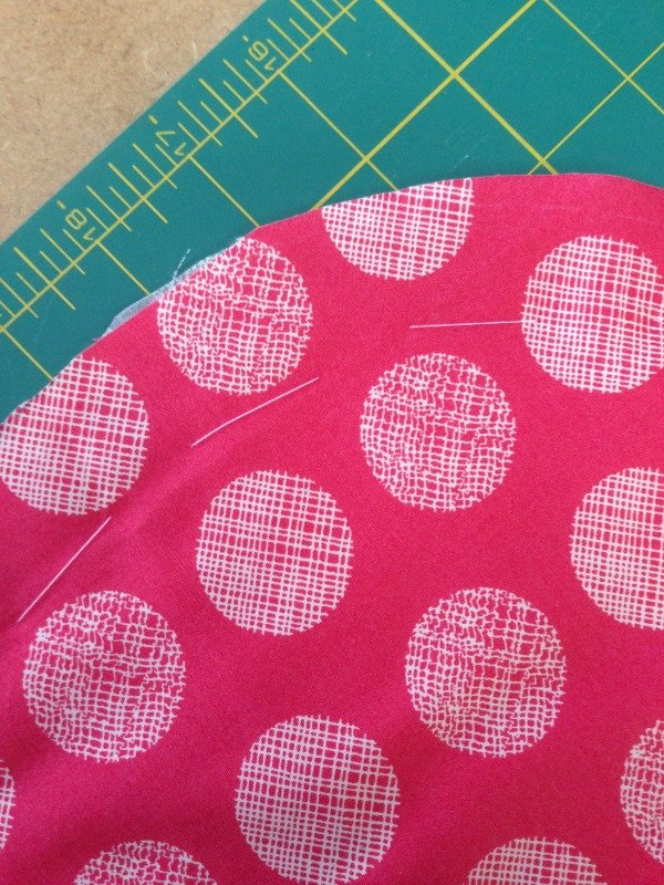 How to baste in sewing