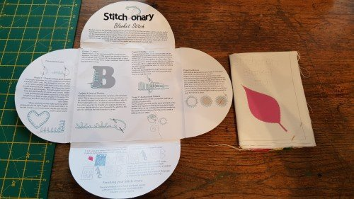 Stitch-onary blanket stitch kit review