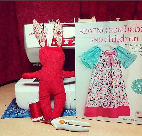 Projects to sew for children