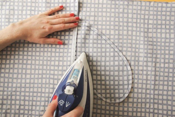 In-seam pockets to sew