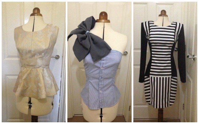 Chinelo Bally dressmaking