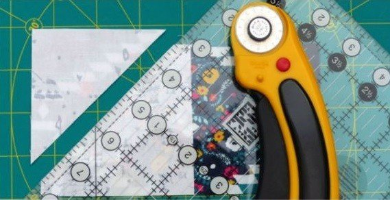 Essential quilting tools