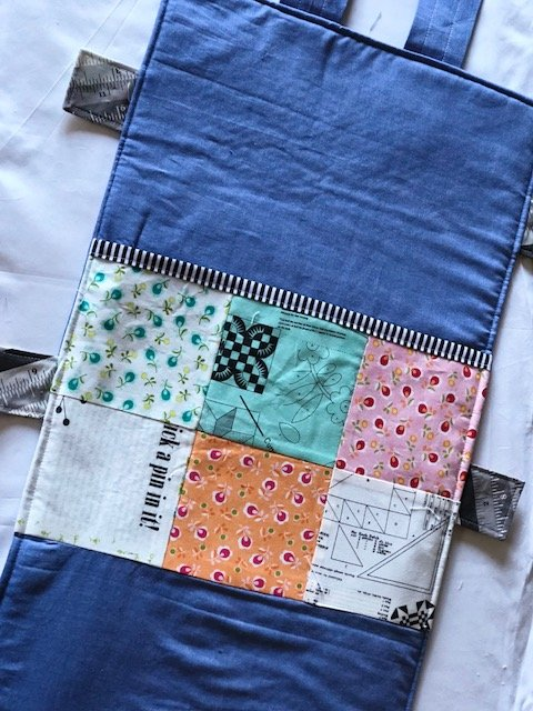 Fabrics from The Cotton Patch