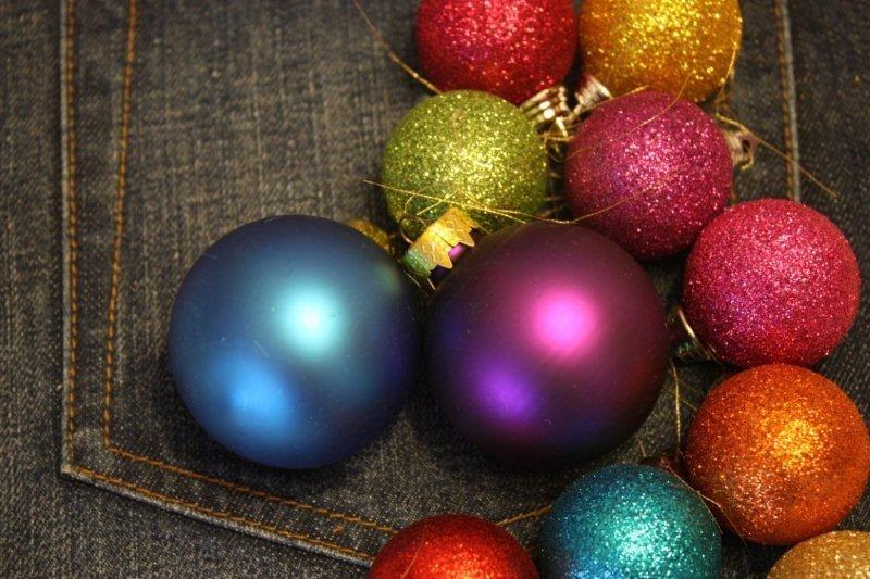 Embellished advent calendar project