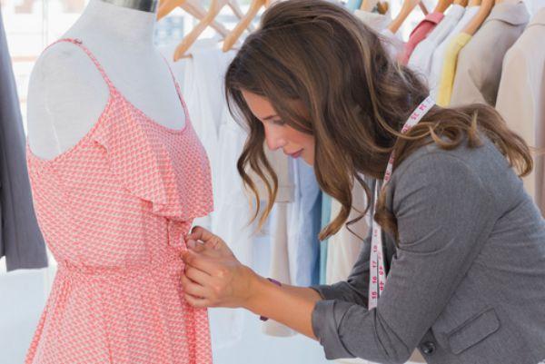 Tutorials on dressmaking