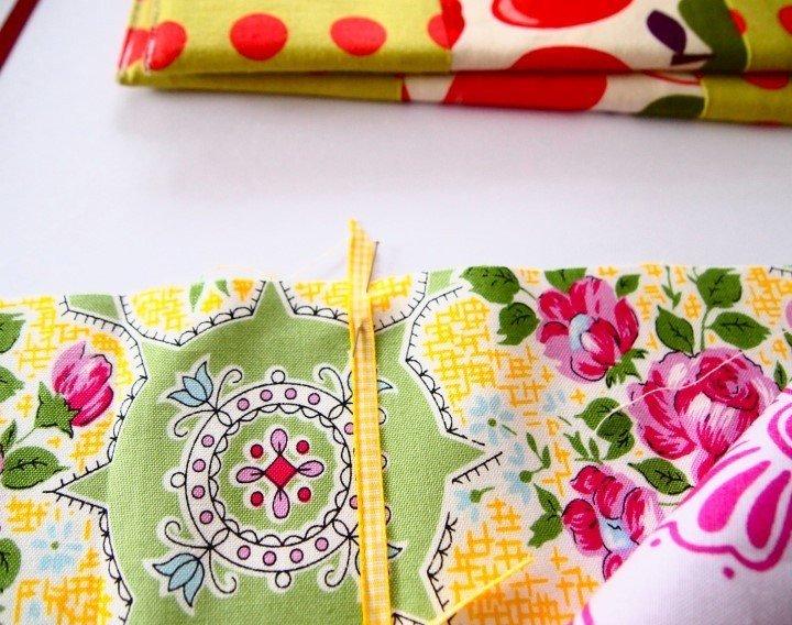 Home-sewn gift tutorials