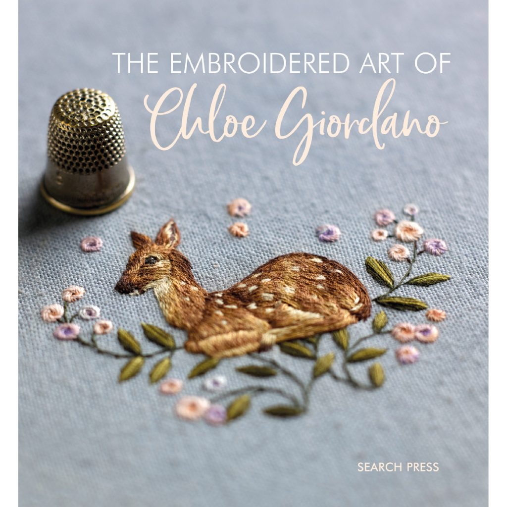 The Embroidered Art of Chloe Giordano book review