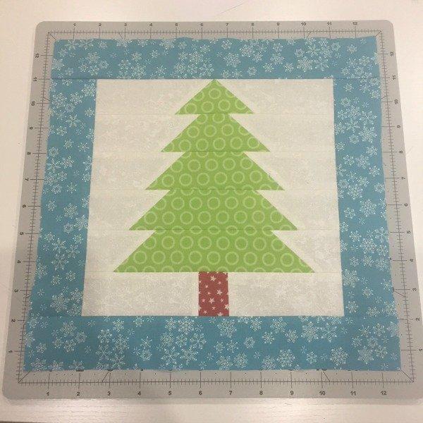 Sewing simple patchwork blocks
