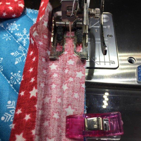 Free seasonal sewing projects