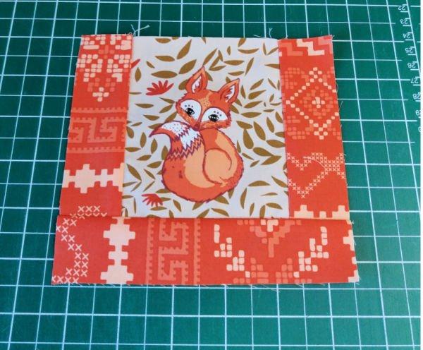 Easy patchwork pincushion tutorial