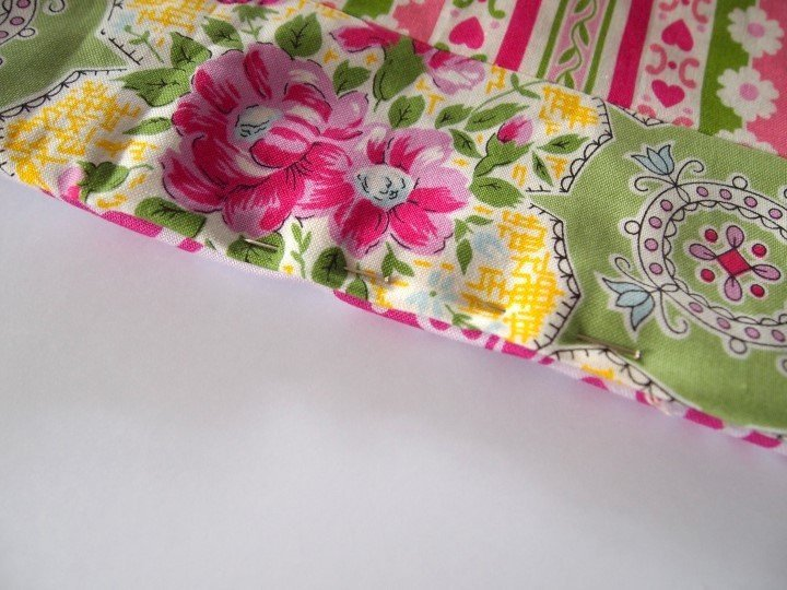 Lynne Sharpe sewing project