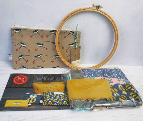 Poppy Treffry fabrics