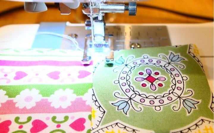 Scrap sewing projects