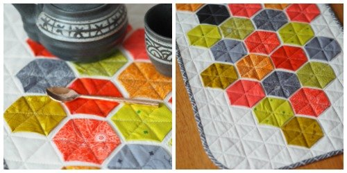 Sew home accessories