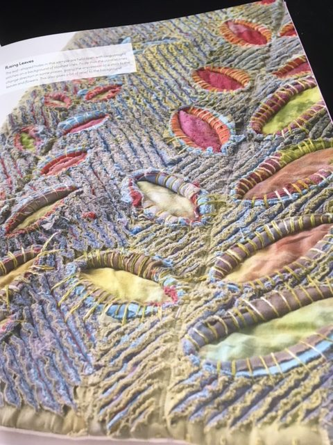 Good books for learning about textile art