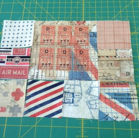 Scrappy patchwork pouch sewing projects