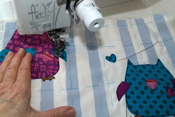 Projects using applique