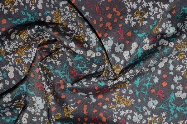Handling voile fabrics