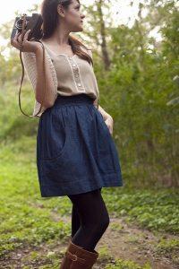 Brumby Skirt pattern
