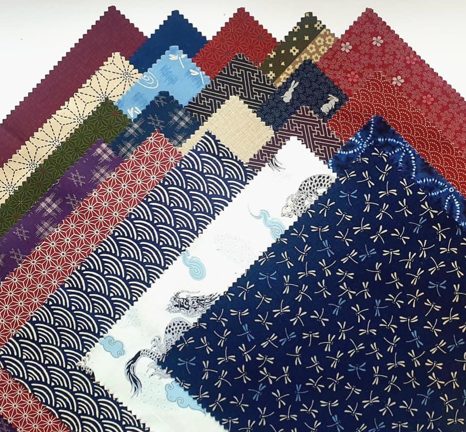 UK stockist of Japanese fabrics