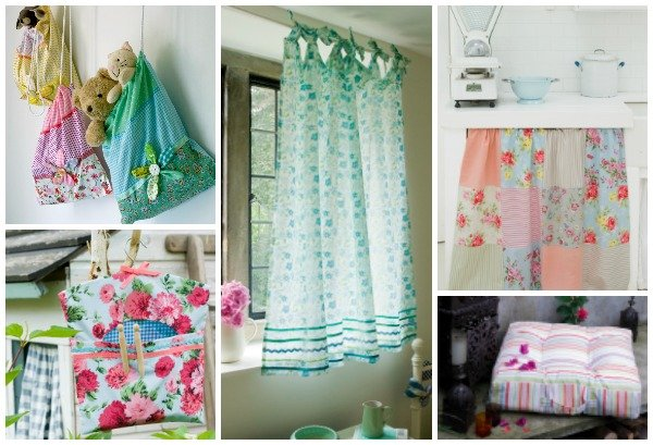 Projects from LEarn to Sew by Emma Hardy