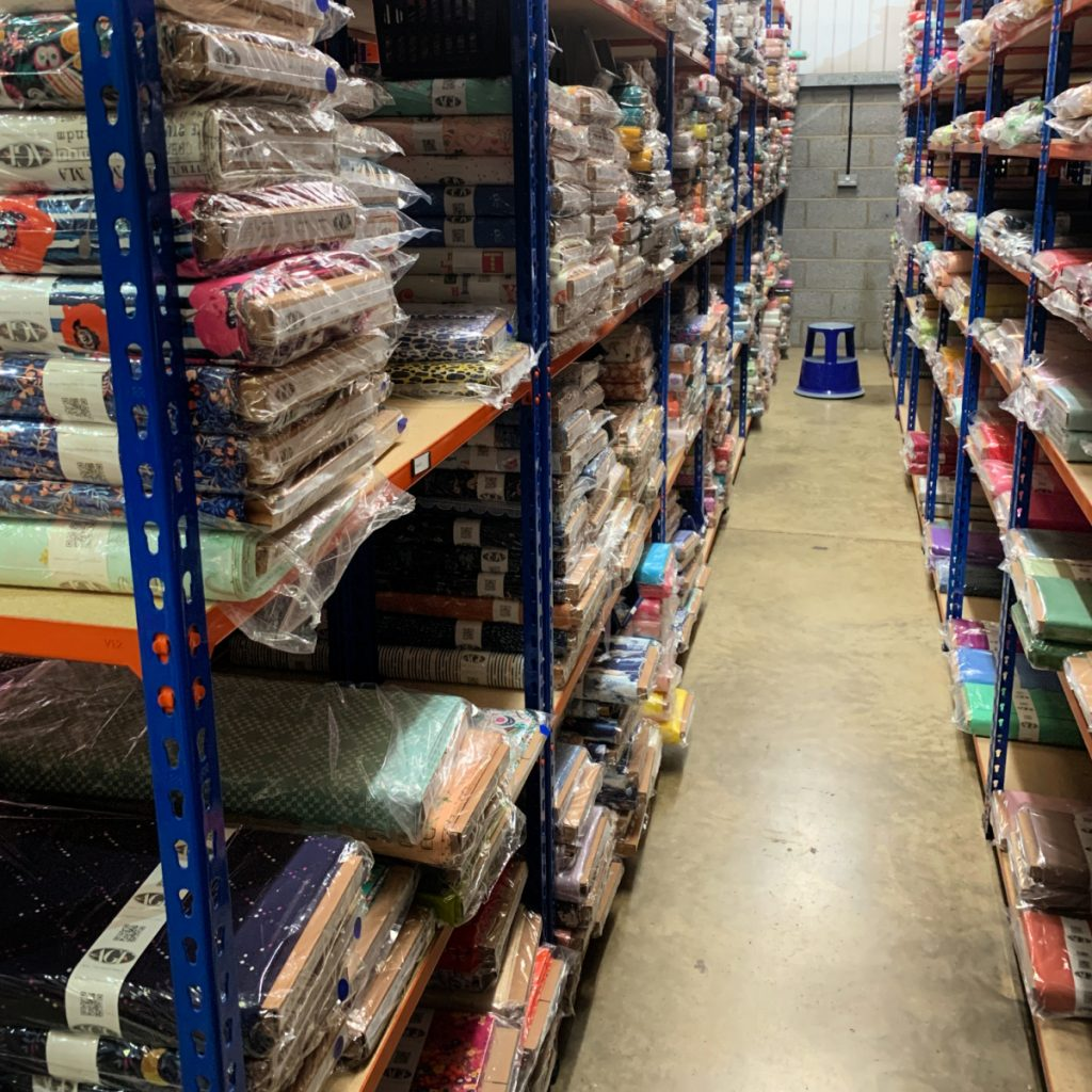 Fabric Wholesale suppliers in the UK