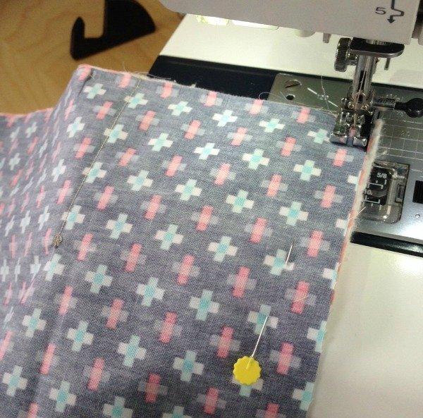 Simple sewing tutorials