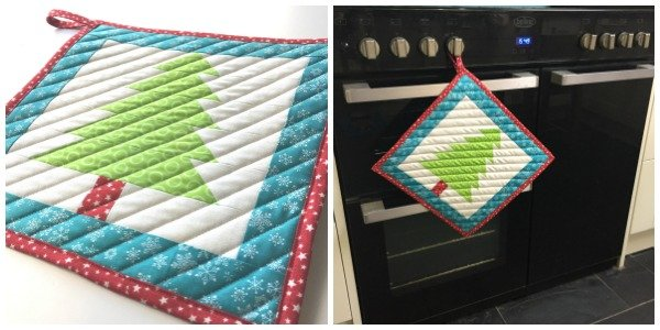 The Crafty Nomad festive sewing project