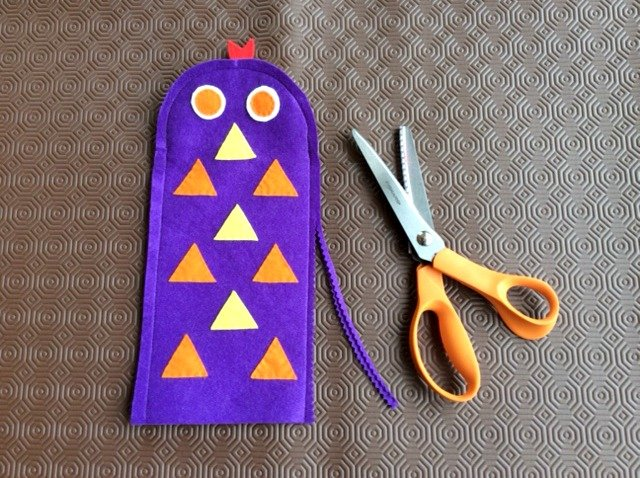 Projects to sew with children