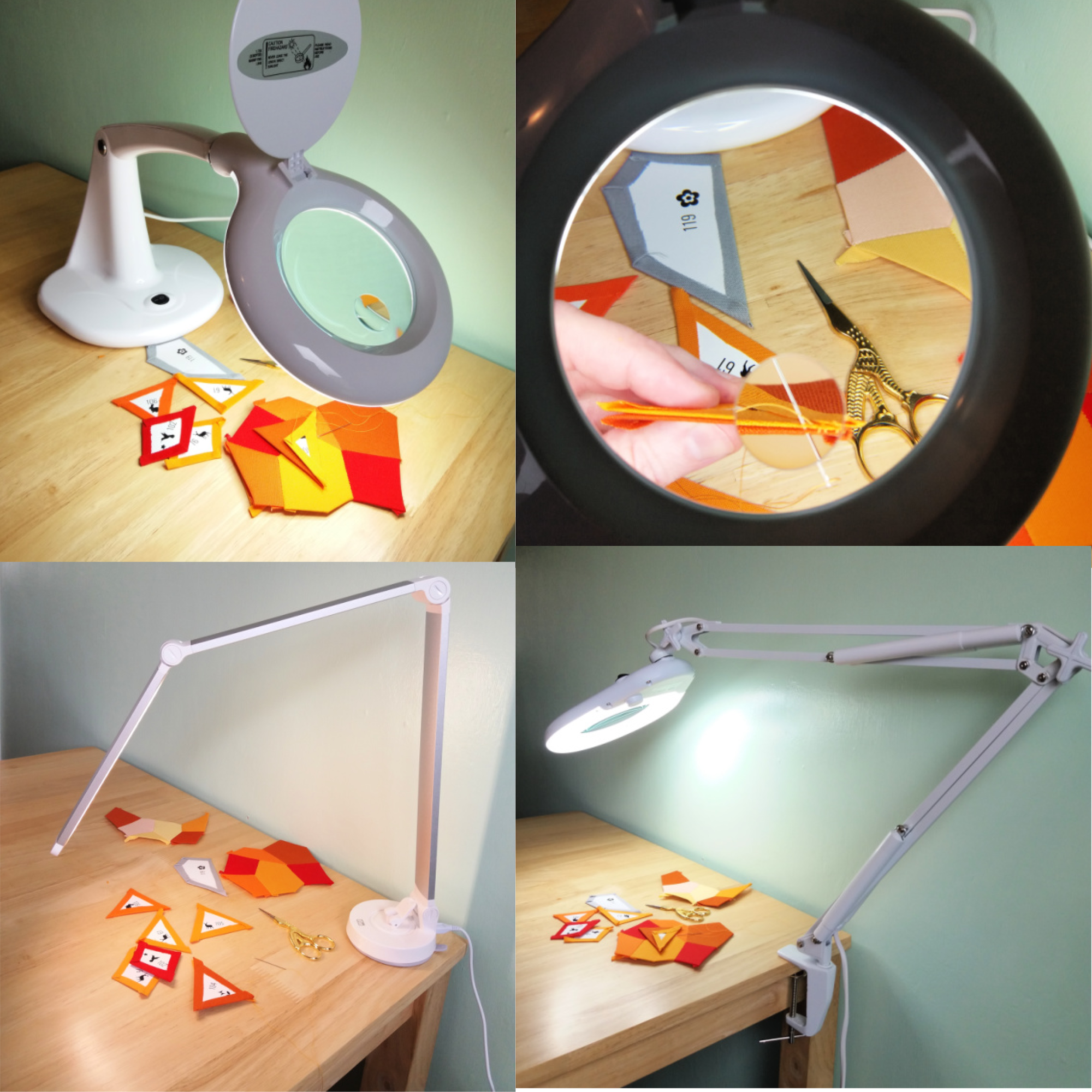 Which Prym Craft Lamp to choose