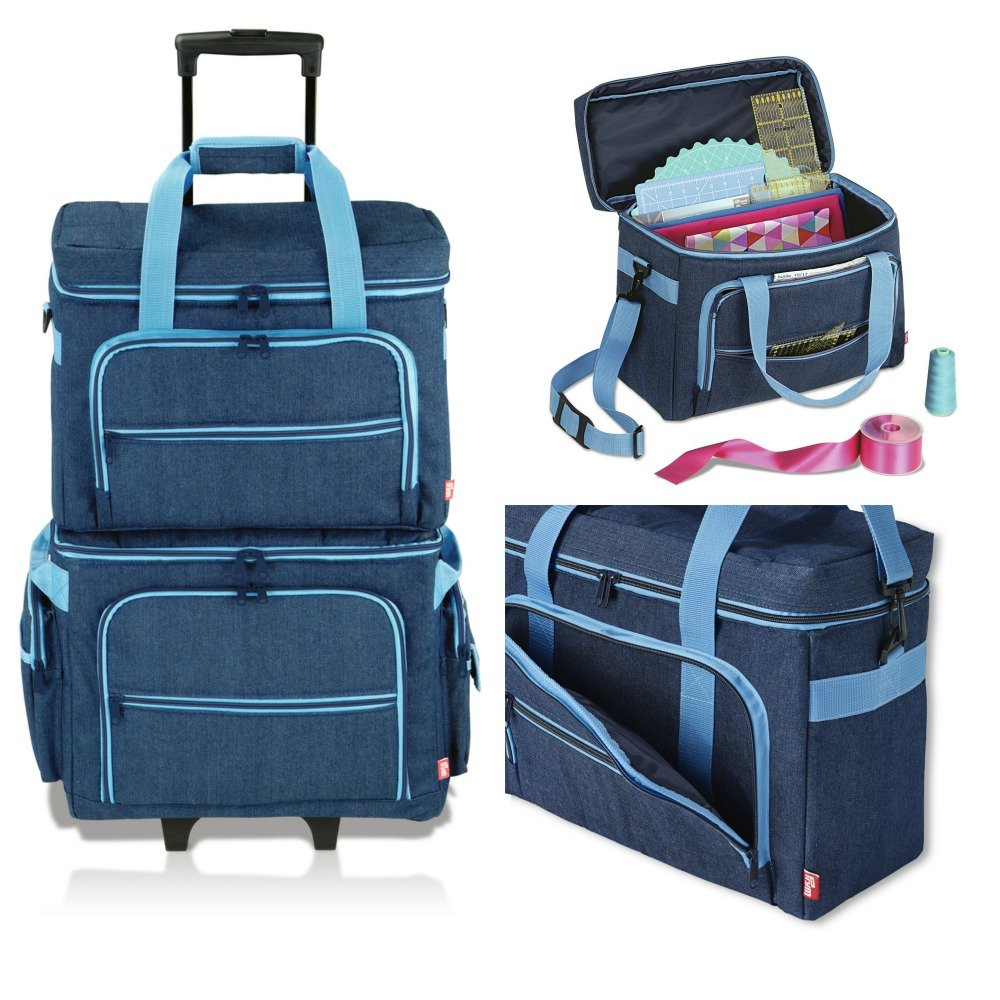 Prym Sewing trolley and bag review