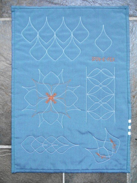 How to quilt with rulers
