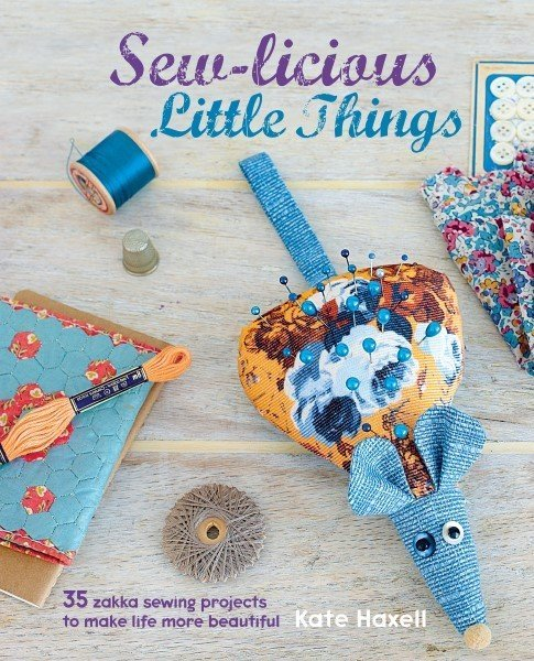 Sewlicious book of sewing projects