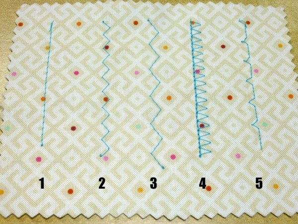 How to use stitches on your sewing machine